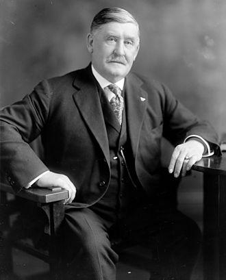 Iowa's 11th congressional district - Image: William D Boies
