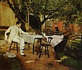 William Merritt Chase, sunny afternoon Holland.jpg