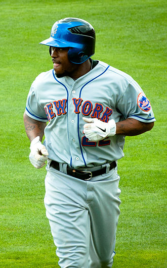Willie Harris - Harris with the New York Mets