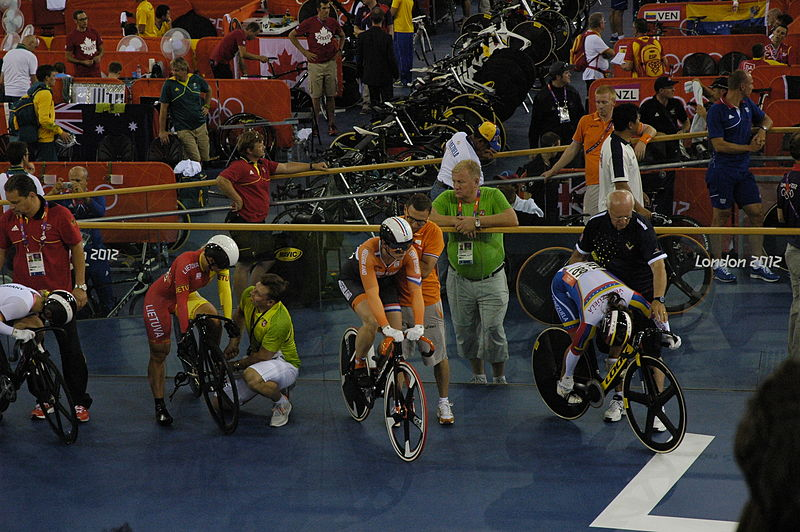 File:Willy Kanis at the 2012 Summer Olympics (Women's keirin).JPG