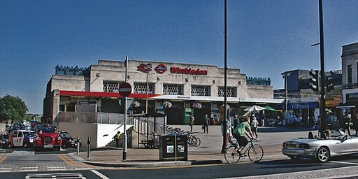 Wimbledon Station entrance geograph-4072099-by-Ben-Brooksbank