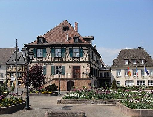 Wintzenheim, Hôtel de ville