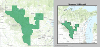 Wisconsins 3rd congressional district