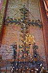 Wismar, St. Nikolai, Triumphkreuz m.JPG