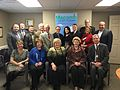 With the Macomb Chamber of Commerce. (23864118006).jpg