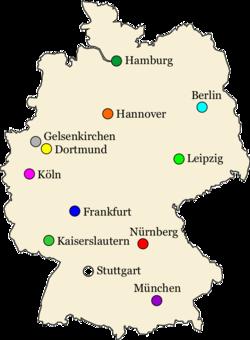 tyske byer