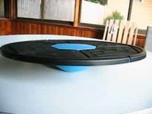 File:Wobble board after being flicked.ogv