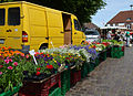 Wochenmarkt in Garding.JPG