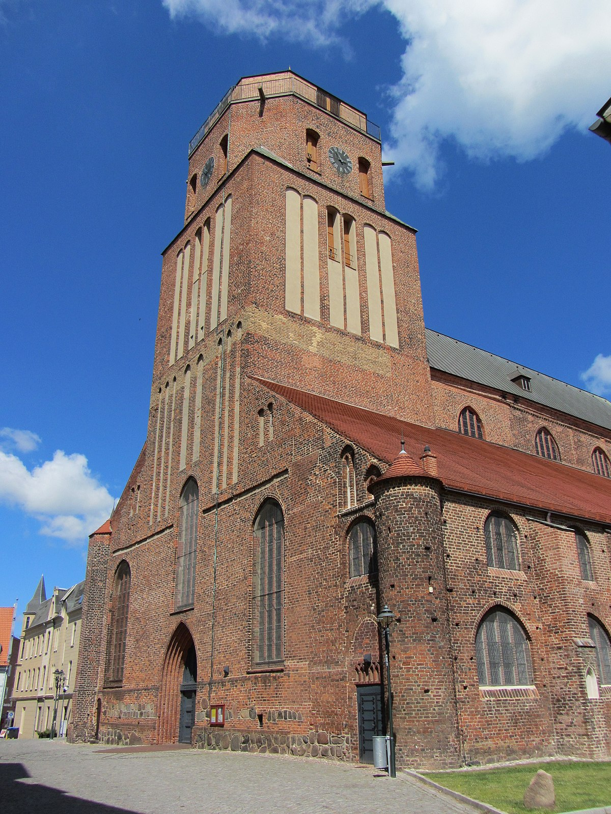 Kirche Wolgast