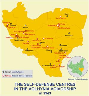 Przebraże Defence