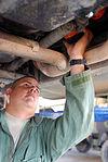 Working in motor pool at Guantanamo Bay DVIDS93895.jpg