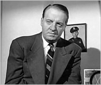 "Howard St. John - Howard St. John in ""711 Ocean Drive"" (1950 film)"