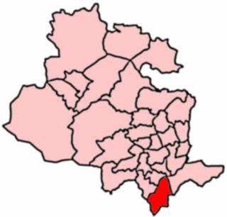 Wyke Ward in the City of Bradford, West Yorkshire, England