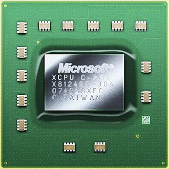 Xenon (processor) - Image: XCPU Falcon