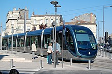 """Résultat de recherche d'images pour """"l'extension de la ligne D (phase 2) du tramway de Bordeaux vers le nord-ouest"""""""