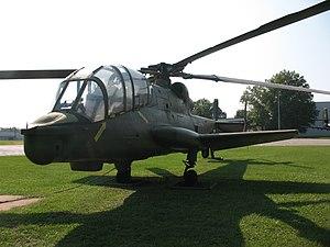 """Lockheed AH-56 Cheyenne - Image: YAH 56A """"Cheyenne"""" (front) 4017"""