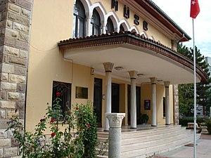 Yalvaç - Yalvaç museum.