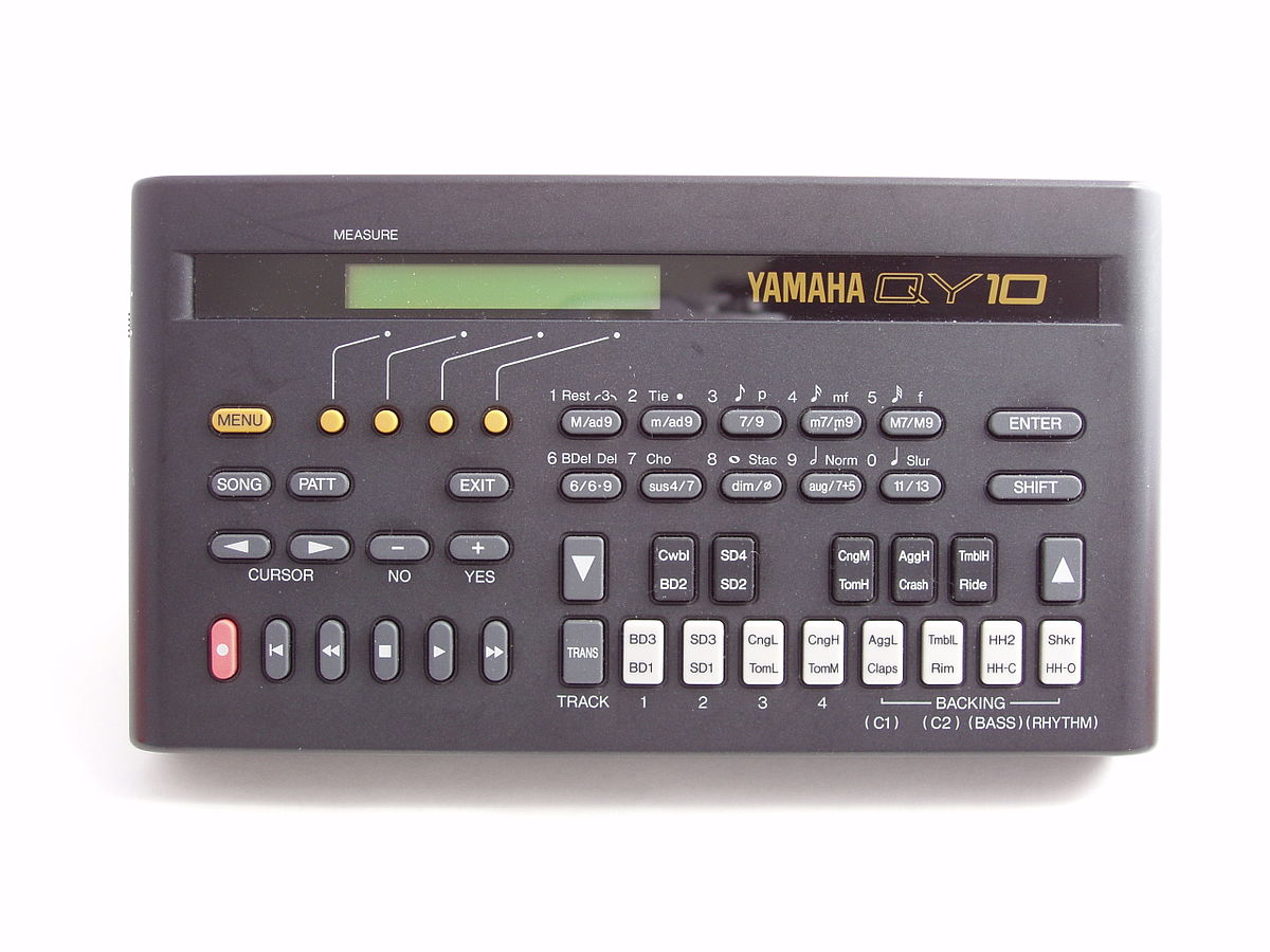 Image Result For Yamaha Qy Keyboard