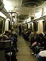 Yauza metro car of Kakhovskaya line (Метровагон Яуза Каховской линии) (5405246510).jpg