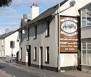 Ye Olde Cider Bar, Newton Abbot, Devon, England