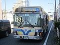 Yokohama Municipal Bus Fureai Bus (Kanagawa-ku).jpg