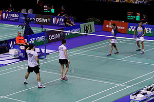 BWF Super Series - 2013 French Super Series.
