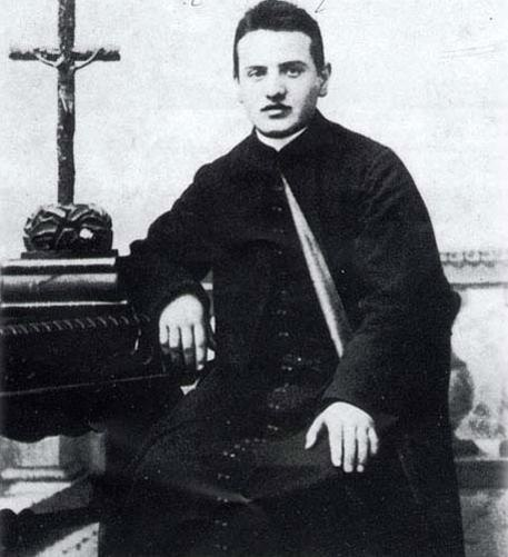 Young Pope John XXIII