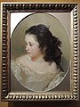Young maid (poss. O.P. Shuvalova) by I.Makarov (1850-60s, GRM) FRAME.jpg