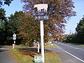 Yoxford Village Sign - geograph.org.uk - 972482.jpg