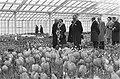 ZKH Prinses Beatrix en ZKH Prins Claus openen 20e Keukenhof te Lisse Beatrix en , Bestanddeelnr 922-2367.jpg