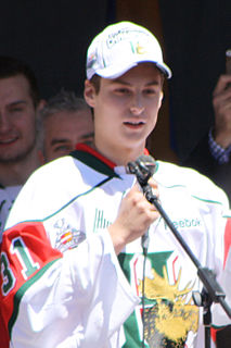 Zachary Fucale Canadian ice hockey goaltender