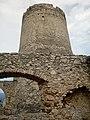 Zamek Spiski na Słowacji. Wieża zamkowa.jpg
