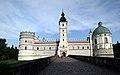 Zamek w Krasiczynie, fasada frontowa.jpg