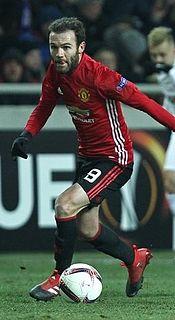 Juan Mata Spanish footballer