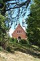 Zborówek, kościół parafialny pw. św. Idziego Opata, obecnie prezbiterium nowego kościoła, 1459 r., 642307 (1).JPG