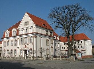 Zehdenick - Image: Zehdenick Amtsgericht