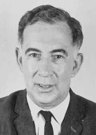 Zelman Cowen - Cowen in 1968