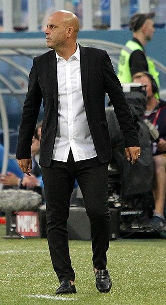 Yossi Abukasis - Coaching Bnei Yehuda in 2017