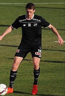 Fredrik Semb Berge Norwegian footballer