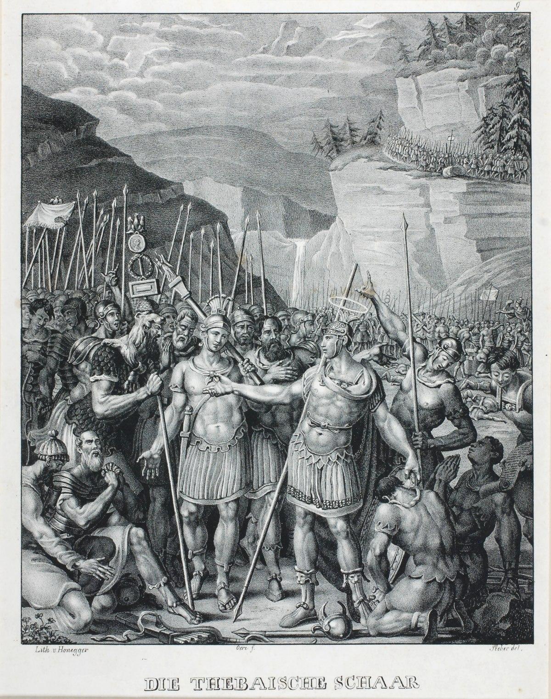 テーベ軍団 - Wikipedia
