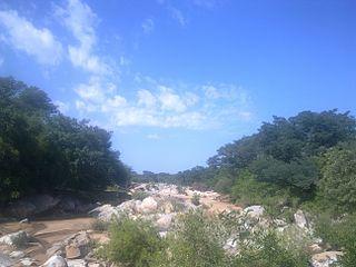 Ngondoma River river in Zimbabwe