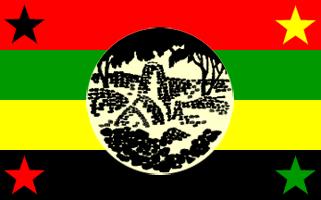 Zimbabwe African People's Union flag