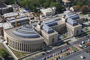 Healthcare in Hungary - Uzsoki Hospital, Budapest