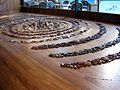 """The Stones of Byron Bay"" installation art by Warwick Stocks http-www.warwickstocks.com- (2687536571).jpg"