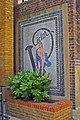 """Victor"" mosaic, Carteret Street - geograph.org.uk - 2421677.jpg"