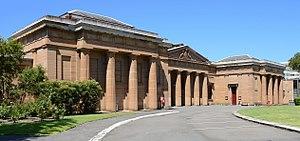 Darlinghurst Courthouse - Image: (1)Darlinghurst Courthouse
