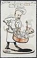 (Caricature). Guyot de Villeneuve - tu vois mon vieux qu'il n'est pas toujours bon d'avoir le… dans la casserole (Général André).jpg