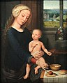 ( D ) Gerard David (workshop) - Madonna Feeding the Child (ca 1510) (7687599718).jpg