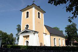 Åkerby kirke.