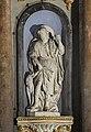 Église Notre-Dame de l'Assomption (Grenade) interieur - Retable - St Roch PM31001071.jpg
